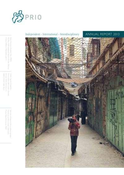 PRIO Annual Report 2013