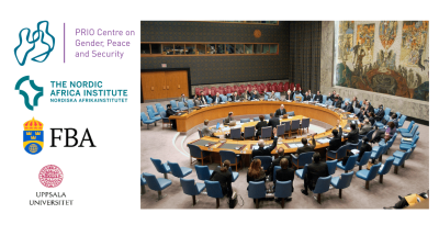 The Elected Ones: Taking Care of Business in the UN Security Council, a study on Sweden (2017-18)