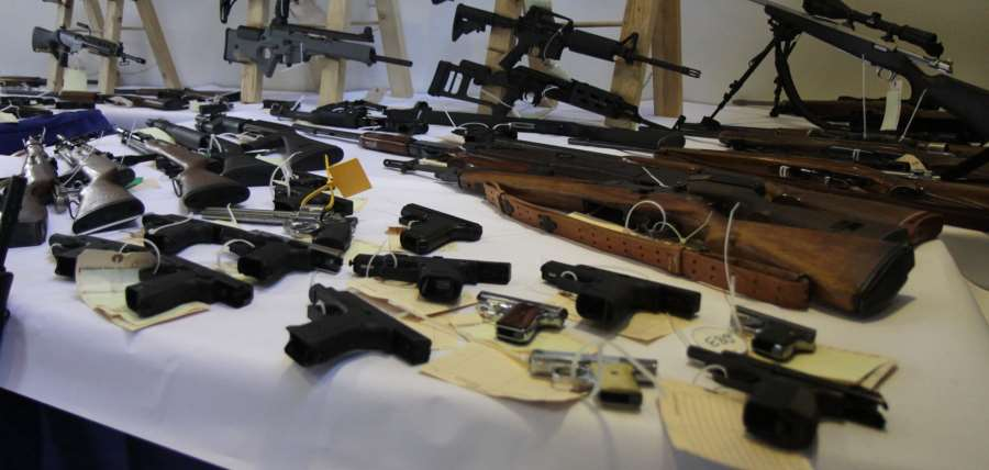 The Reality of Firearms Trafficking