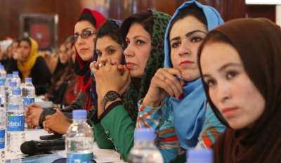 What's at Stake for Women in Afghanistan?