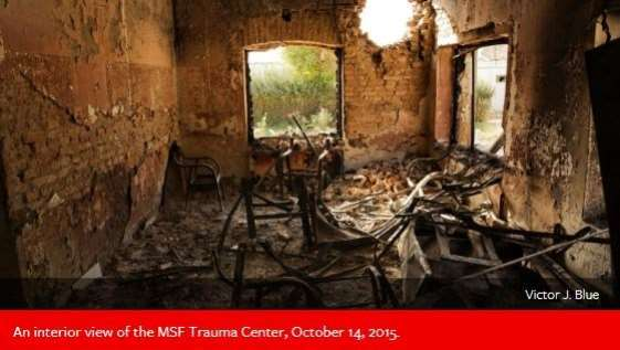 Bombing Hospitals: War Crimes and the End of IHL Protection