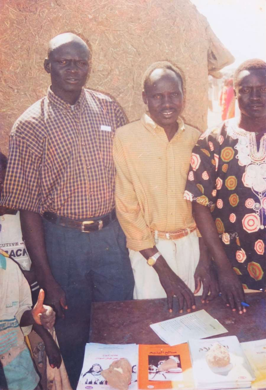 Cieng, Kafka, and Malcolm X: how southern Sudanese displaced people in Khartoum worked out what liberation might mean