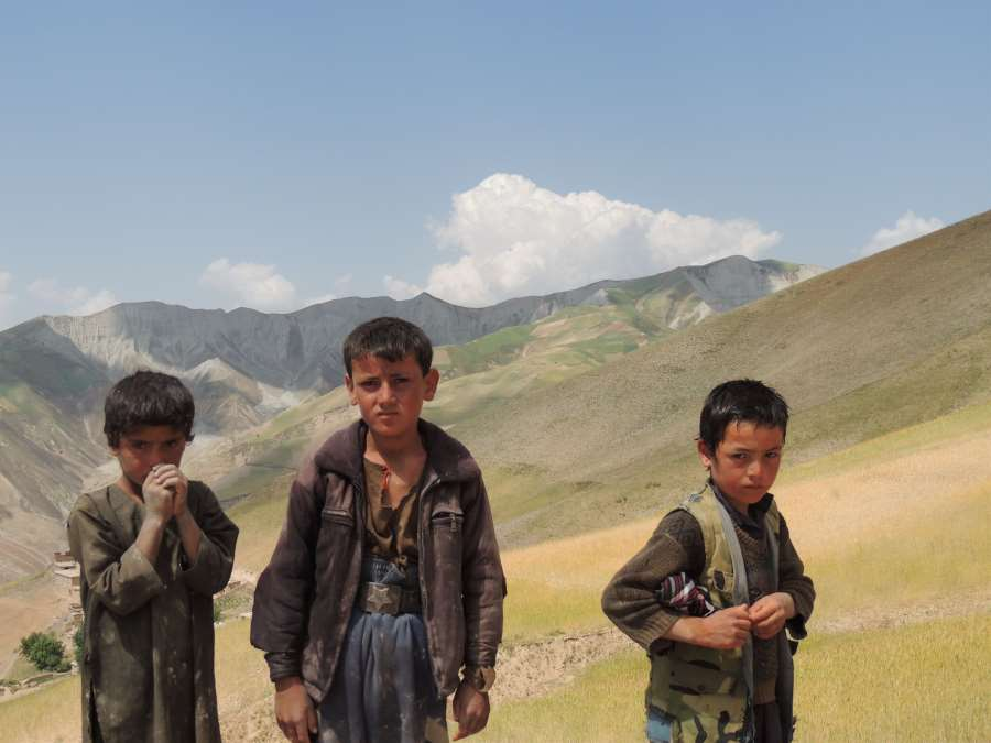 A Young and Fragile Time in Afghanistan