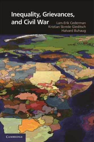 Book of the Year award to Cederman, Gleditsch, and Buhaug