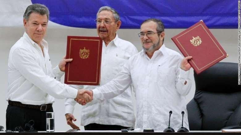 Folkeavstemning om fredsavtalen i Colombia – Mer politikk enn fred?