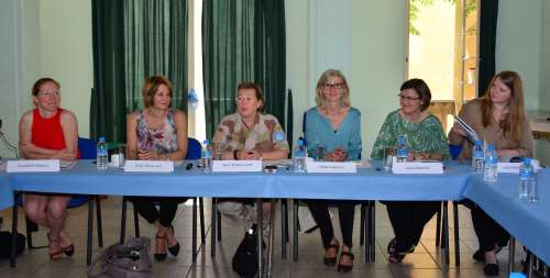 """""""No backsliding"""" on Women's Inclusion in Peace Mediation"""