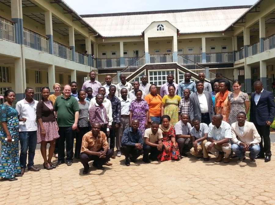 Successful research training in Bukavu, DRC
