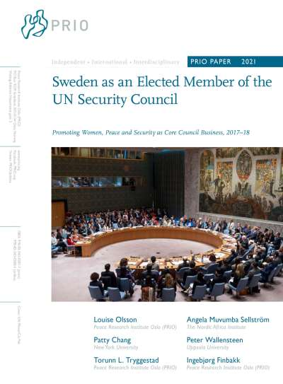 Sweden as an Elected Member of the UN Security Council: Promoting Women, Peace and Security as Core Council Business, 2017–18