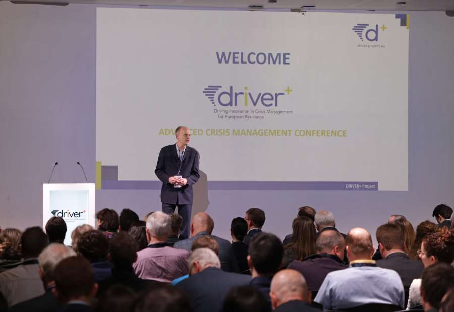 DRIVER+ Project Celebrates Achievements and Successes
