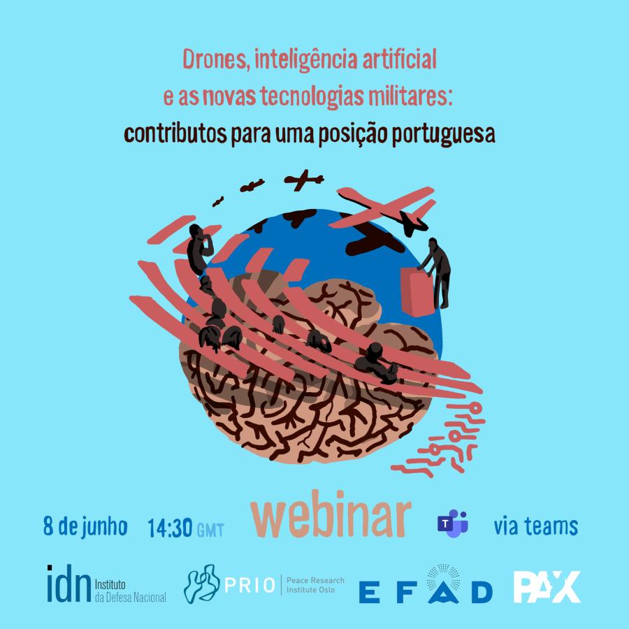 Drones, inteligência artificial e as novas tecnologias militares: contributos para uma posição portuguesa