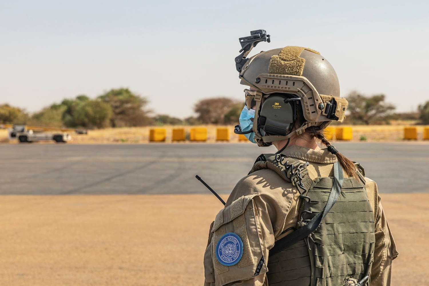 Reducing Barriers for Women in the Norwegian Armed Forces' Peacekeeping Contributions