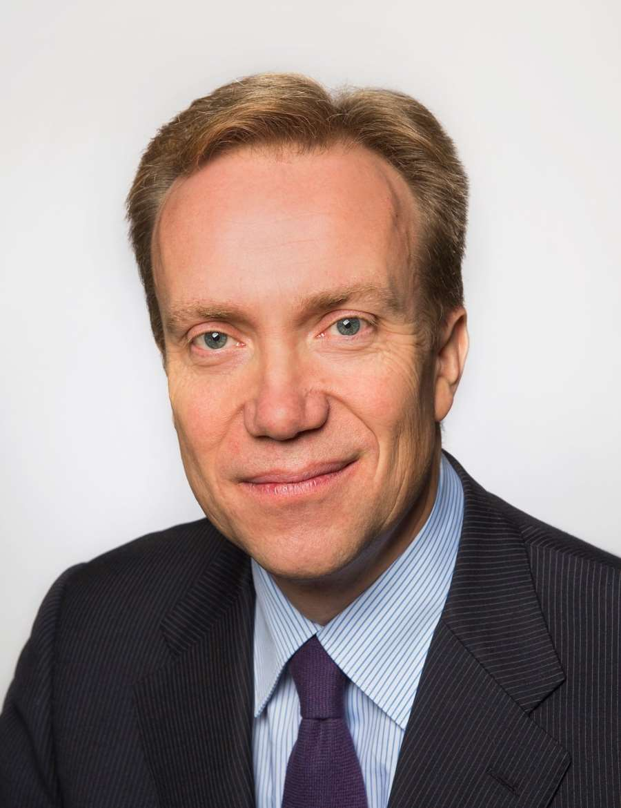 Børge Brende visits the PRIO Cyprus Centre