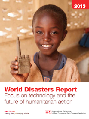 PRIO contributes to World Disasters Report 2013