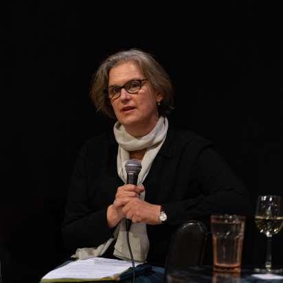 Inger Skjelsbæk at the Norwegian National Science Days