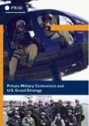 New PRIO Report on Private Military Contractors