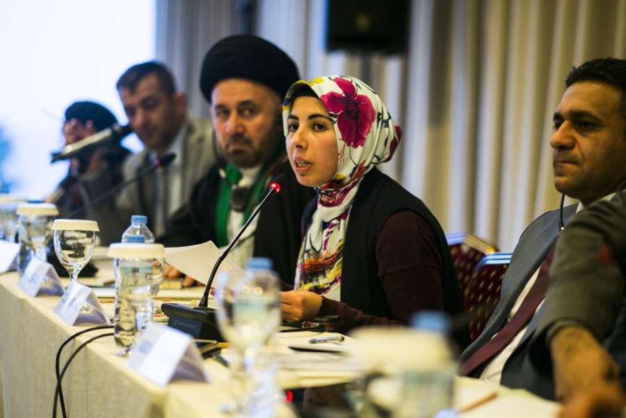 Successful Conference on Youth in Iraq