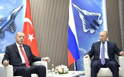 A New Chapter in the Syrian War: The Shifting Agendas of Turkey and Russia