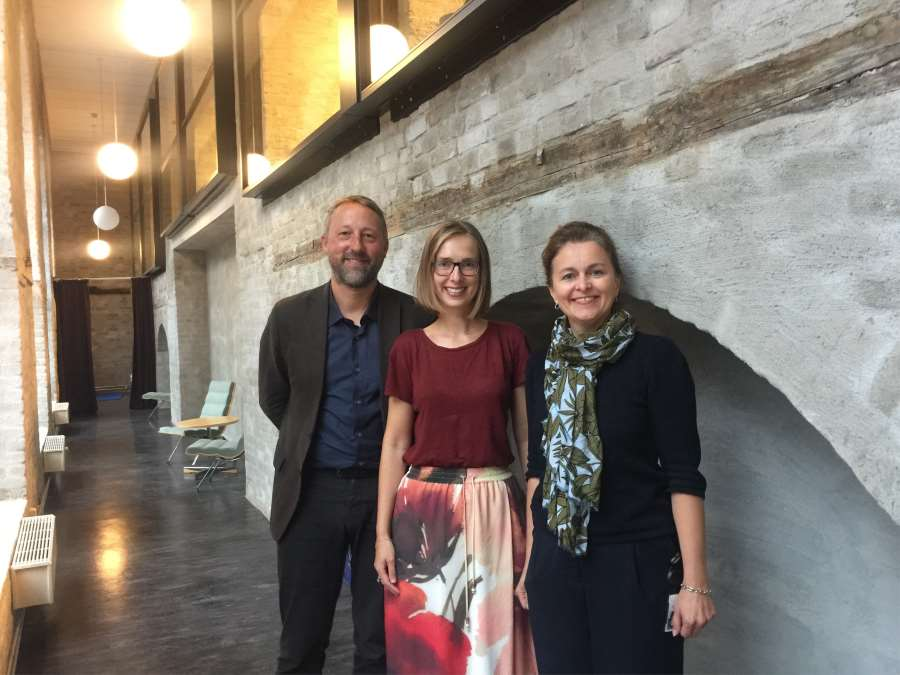 Minister of Research and Higher Education visits PRIO