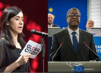Dr. Denis Mukwege & Nadia Murad tops Nobel shortlist