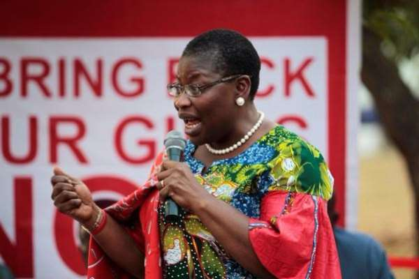 Oby Ezekwesili: Education and Peace