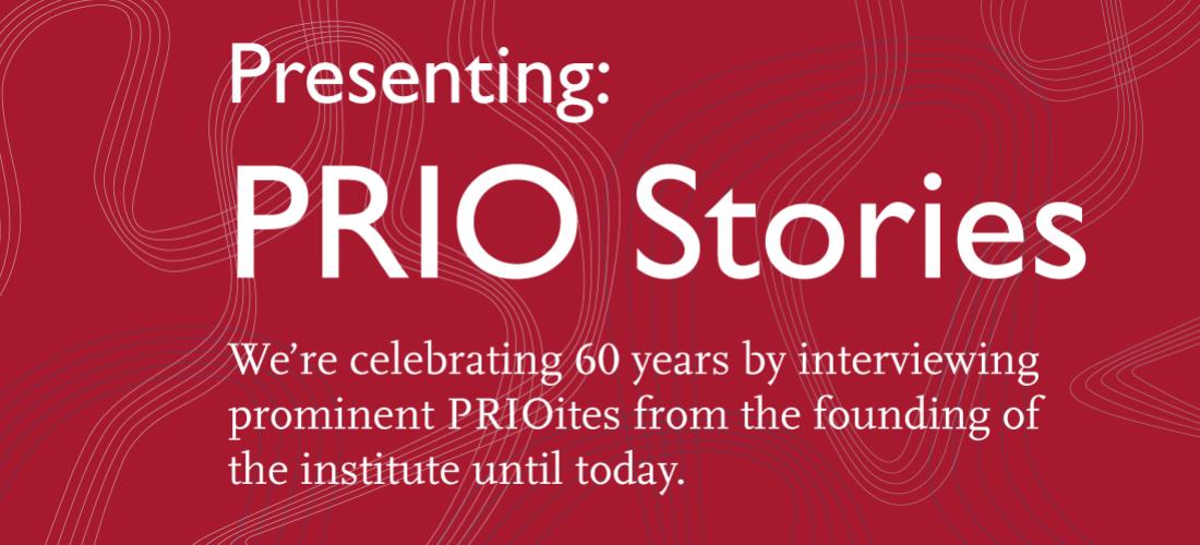 PRIO Stories