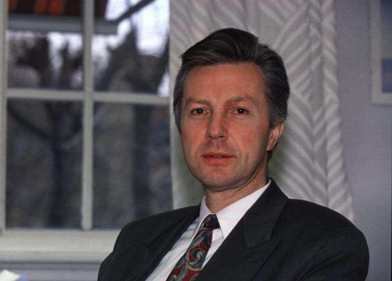 Sverre Lodgaard