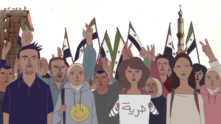 A Future for Syria – Education Activism in New Animation from PRIO