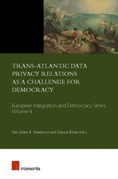 New Book on Data Privacy Relations and Democracy