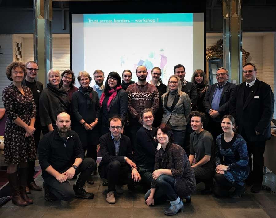 'Trust Across Borders' Workshop