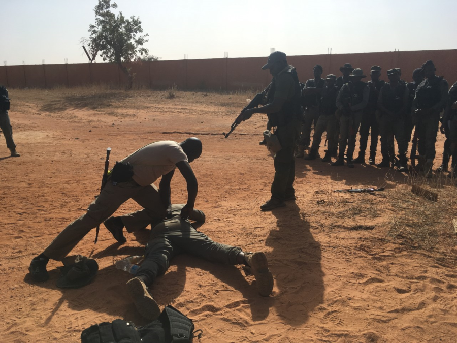 Africa and Security Force Assistance