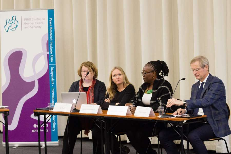 Women and Peacebuilding in Africa