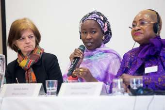 Panel Discussion: Women and Peacebuilding in Africa
