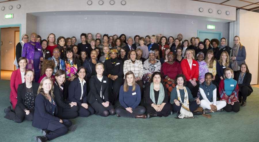 Meeting of Regional Women Mediators Networks
